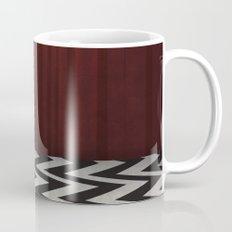 Black Lodge / Red Room Twin Peaks Mug