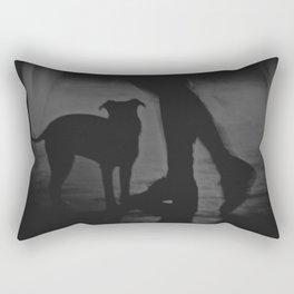 St: Simeon 49 Griffon Bruxellois Rectangular Pillow