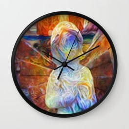 First Noel Wall Clock