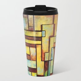 Juxtapose Travel Mug