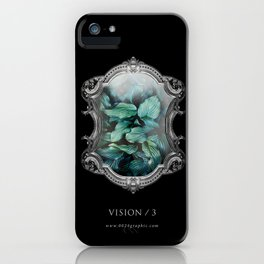VISION No.3 iPhone Case