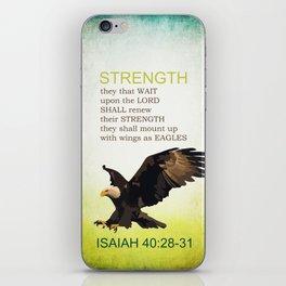 EAGLE WINGS iPhone Skin