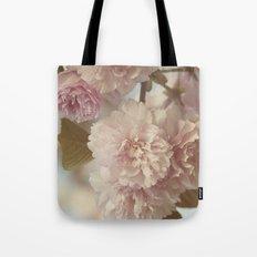 Yaezakura -- Double Cherry Tote Bag