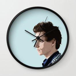 Eddie Redmayne 6 Wall Clock