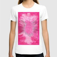 poem T-shirts featuring pink poem  by sladja