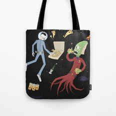 Space Party Tote Bag