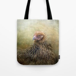 In a Fowl mood... Tote Bag