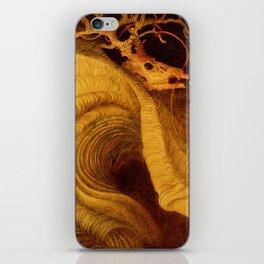 Danse Macabre iPhone Skin