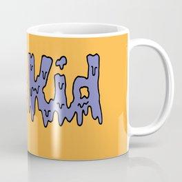 90s Kids -- Orange Coffee Mug