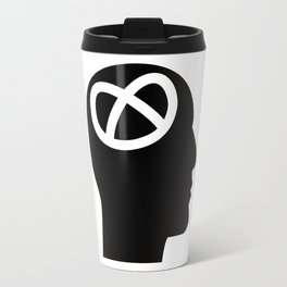Pretzel Logic Travel Mug