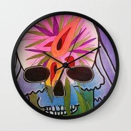 CRÁNEOS 42 Wall Clock