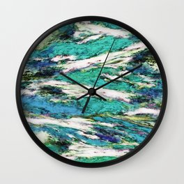 Falling through difficult layers 2 Wall Clock