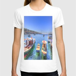 The Bosphorus Istanbul T-shirt