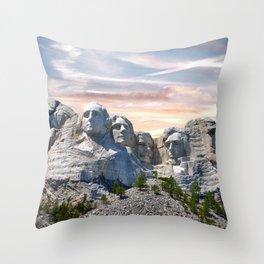 Presidential Throw Pillow