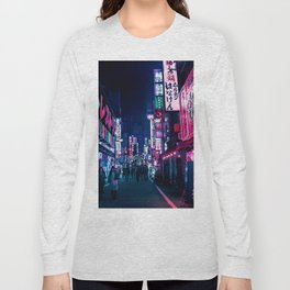 Nocturnal Alley Long Sleeve T-shirt