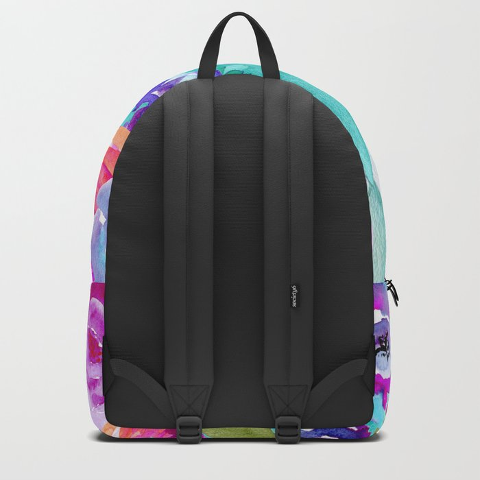 spring pastels Backpack