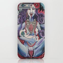 Our Dark Mother: Kali Ma iPhone Case