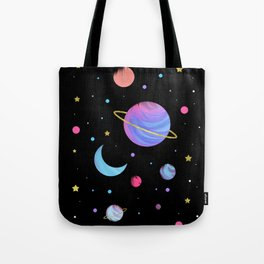 The Great Universe Tote Bag