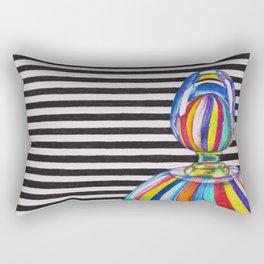 Visual Scents Rectangular Pillow