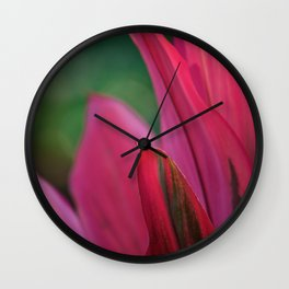 NATURAL PINK Wall Clock