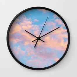 Dream Beyond The Sky (no text) Wall Clock
