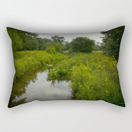 Indiana Field Day Rectangular Pillow