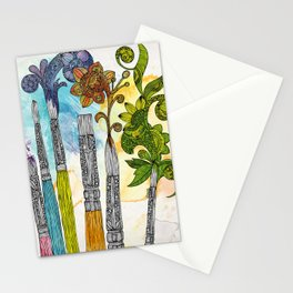 Brushtopia Stationery Cards