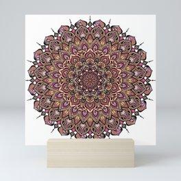 Mandala Innocenza Mini Art Print