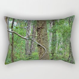 Tree Climber Rectangular Pillow