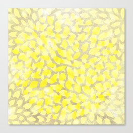 Pétillant - Sparkling [3] Canvas Print