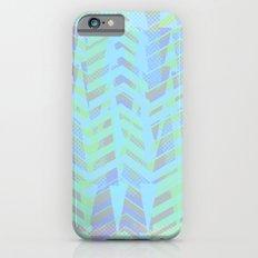 Seaside Chevron iPhone 6s Slim Case