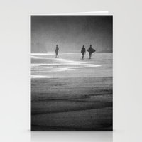 south africa Stationery Cards featuring Surfing South Africa by David Turner