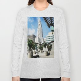 City Hall - 'Lost' Angeles Long Sleeve T-shirt