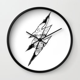 BOLT Wall Clock