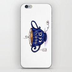 Duali-Tea iPhone & iPod Skin