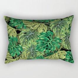 tropical haven 2 Rectangular Pillow