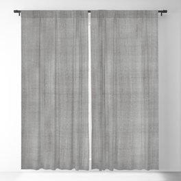Pantone Pewter Dry Brush Strokes Texture Pattern Blackout Curtain