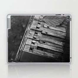 Autumn Piano Keys Laptop & iPad Skin