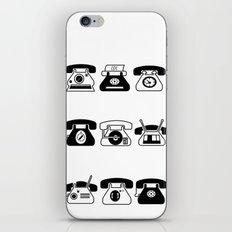 Fifties' Smartphones iPhone & iPod Skin