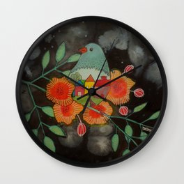une nuit Wall Clock