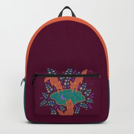Three Foxes Backpack