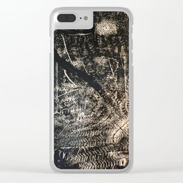 Light in Times of Darkness - Ria Loader Clear iPhone Case