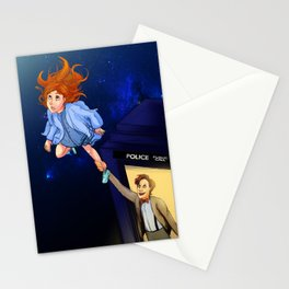 The Beast Below. Stationery Cards