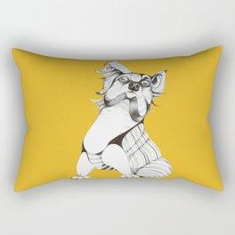 My dog Tito Rectangular Pillow