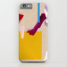 Untitled (Abstract Composition 3) Slim Case iPhone 6s