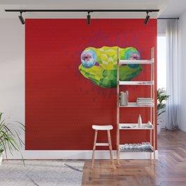 Froggie Wall Mural