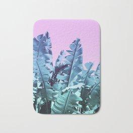 Pop-art palms Bath Mat