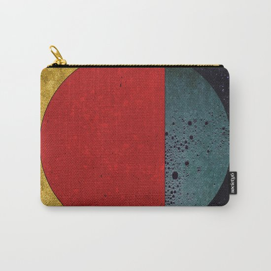 Abstract #131 Carry-All Pouch