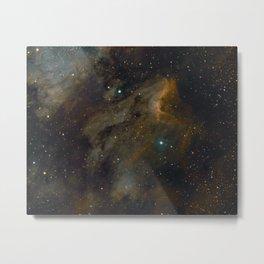 Pelican Nebula 1 Metal Print