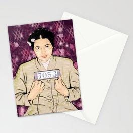 Rosa Parks Nah Stationery Cards
